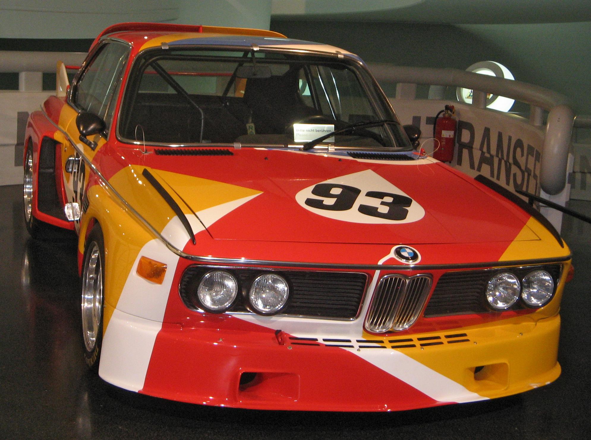 BMWArtCar-Calder