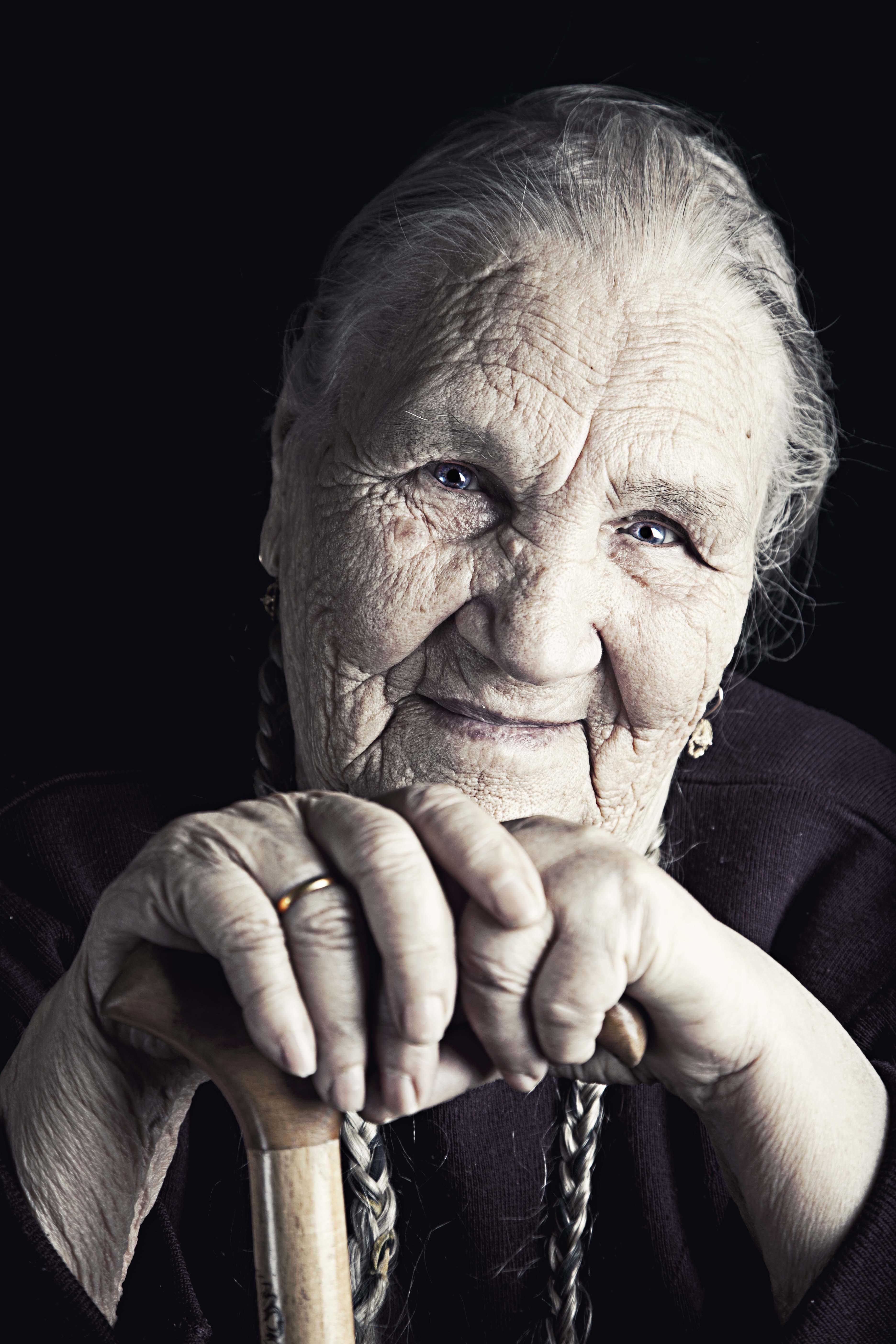Demenz kann auch Kraft und innere Mitte heißen; Foto: ozgurcankaya