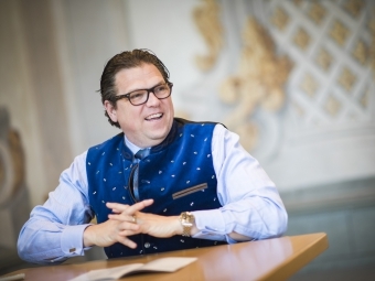 Interview mit Mozart-Tenor und Intendant Michael Schade (Salzburg / Stift Melk)