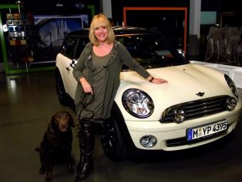 GoSixt 33.2014 mit Journalistin Patricia Riekel