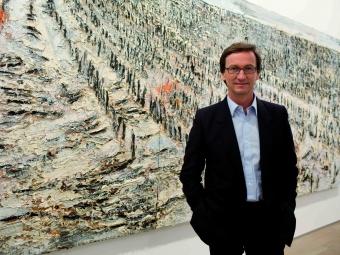 Interview mit Galerist Thaddaeus Ropac (Salzburg) + Intendantin Eva Wagner-Pasquier (Bayreuth)